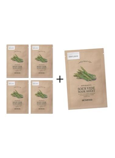 Skinfood Asparagus Sous Vide 5 li Avantaj Paketi Renksiz